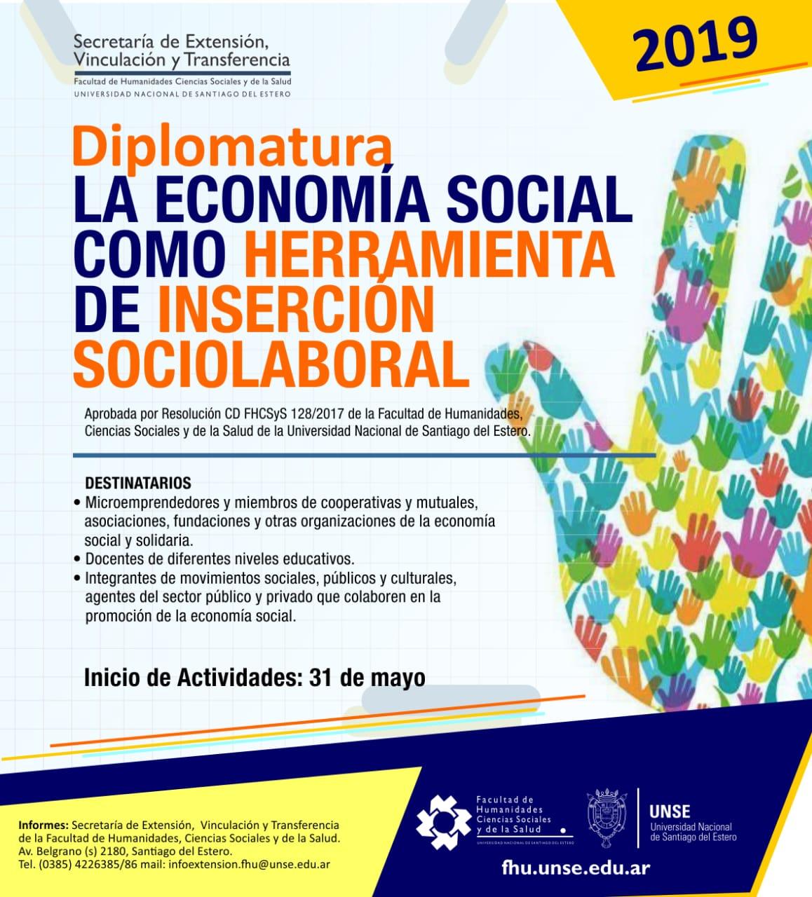 Diplomatura Superior en Economía Social