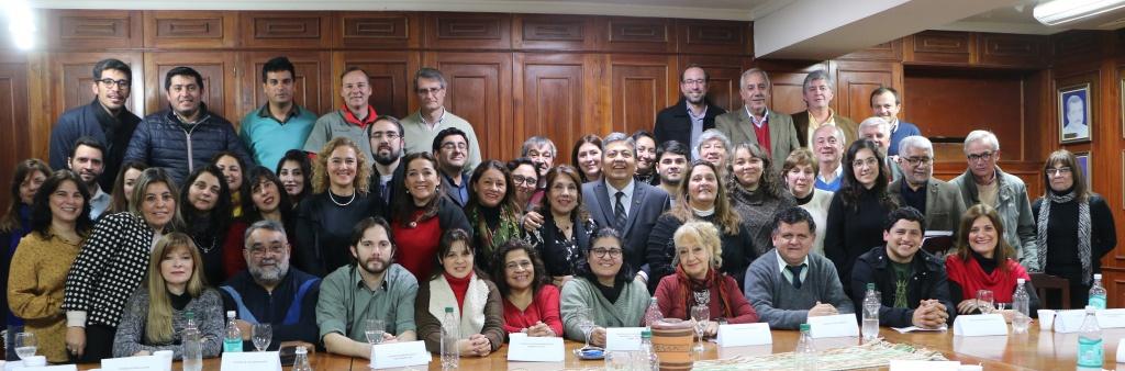 I ENCUENTRO PROVINCIAL DE EGRESADOS UNIVERSITARIOS