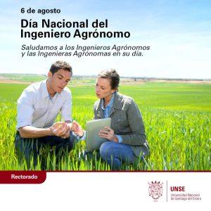 Día de ingenieras e ingenieros Agrónomos