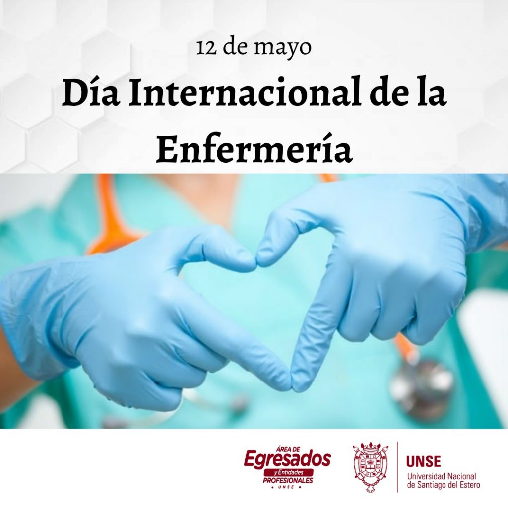 🔰 12 de mayo- Día Internacional de la Enfermería