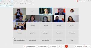 Exitoso comienzo del Ciclo de Conversatorios Virtuales sobre Enfermería