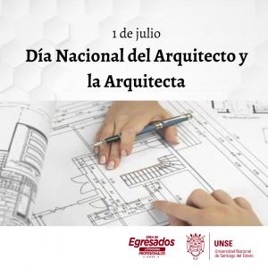 Día Nacional del Arquitecto y la Arquitecta